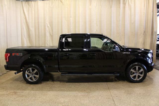 2016 Ford F-150 Lariat Roscoe, Illinois 1