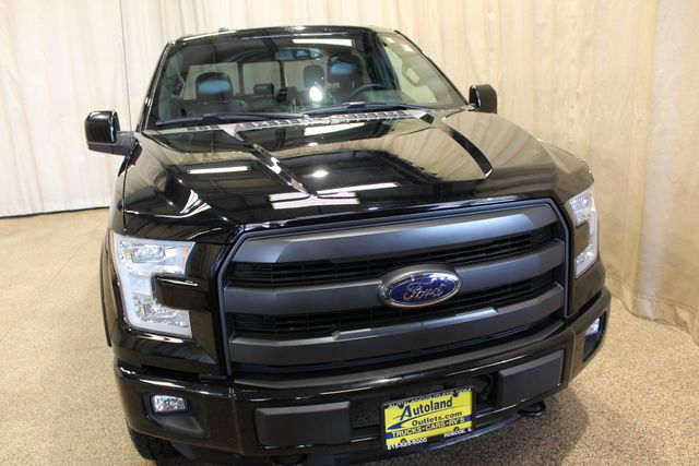 2016 Ford F-150 Lariat Roscoe, Illinois 8
