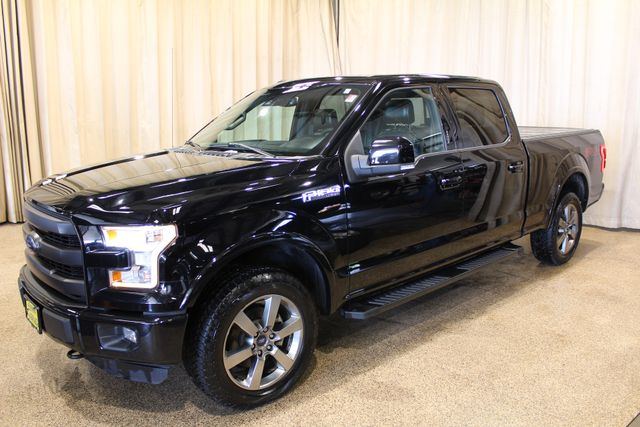 2016 Ford F-150 Lariat Roscoe, Illinois 2