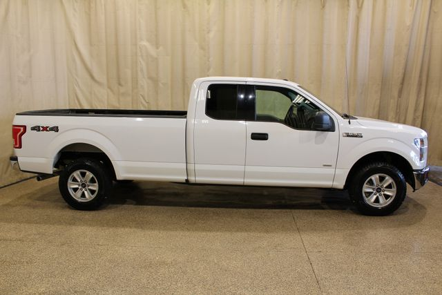 2016 Ford F-150 XLT Long Bed Roscoe, Illinois 1
