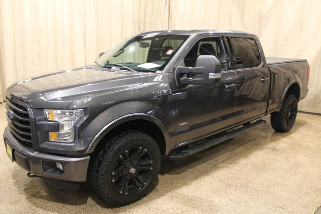 2016 Ford F-150 XLT Roscoe, Illinois 2