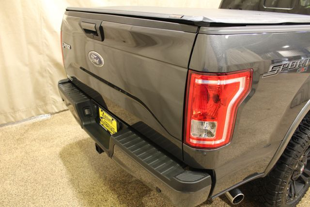 2016 Ford F-150 XLT Roscoe, Illinois 4
