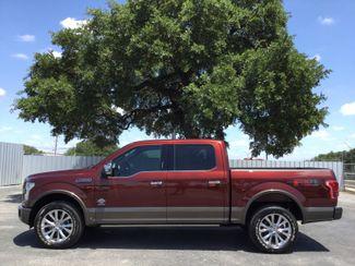 2016 Ford F150 Crew Cab King Ranch 3.5L V6 EcoBoost 4X4 | American Auto Brokers San Antonio, TX in San Antonio Texas