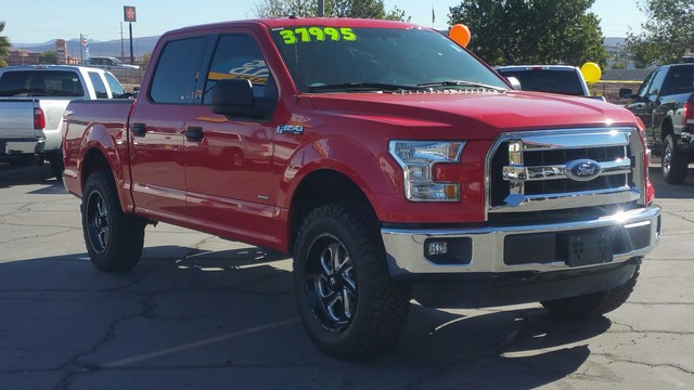 2016 Ford F-150 XLT St. George, UT 2