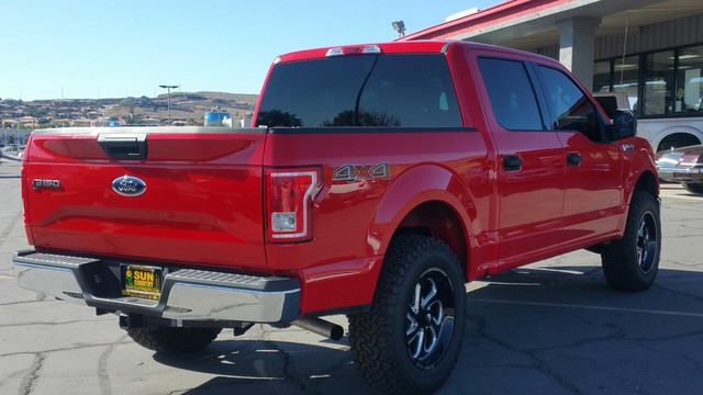 2016 Ford F-150 XLT St. George, UT 4