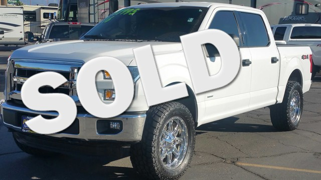 2016 Ford F-150 XLT St. George, UT 0