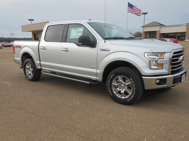 Picture Of 2016 Ford F 150 Xlt Supercrew 4wd Exterior