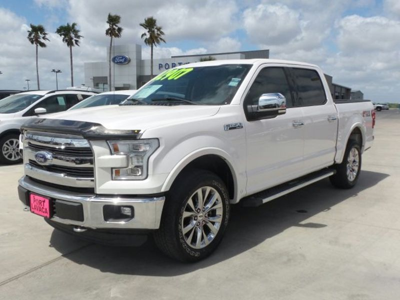 2016 Ford F-150 Lariat   Texas  Victoria Certified  in , Texas