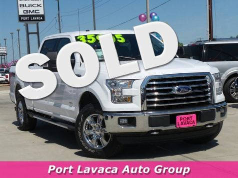 2016 Ford F-150 XLT in
