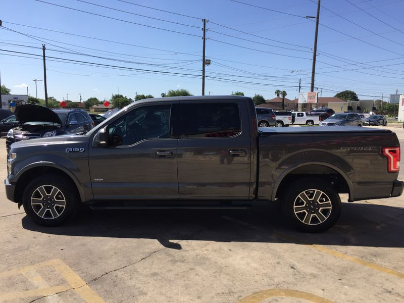 2016 Ford F-150 XLT Eco-Boost Sport  Brownsville TX  English Motors  in Brownsville, TX
