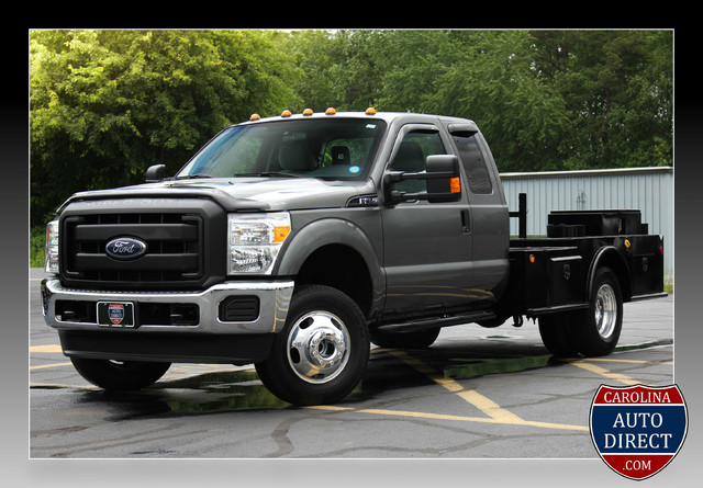 2016 Ford Super Duty F-350 DRW Chassis Cab XL Mooresville , NC 0