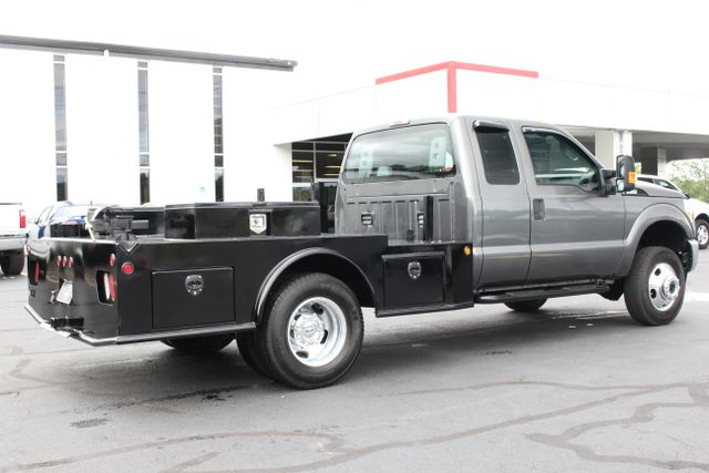 2016 Ford Super Duty F-350 DRW Chassis Cab XL - One Owner - Custom Steel Bed Mooresville , NC 8
