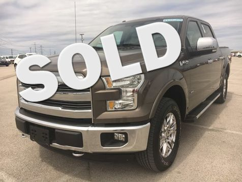 2016 Ford F150 Lariat in Dallas