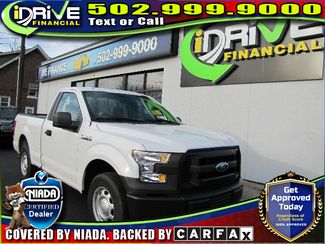 2016 Ford F150 Regular Cab XL Pickup 2D 6 1/2 ft | Louisville, Kentucky | iDrive Financial in Lousiville Kentucky