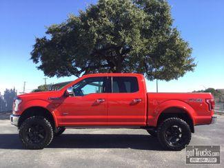 2016 Ford F150 Crew Cab Lariat FX4 EcoBoost 4X4 | American Auto Brokers San Antonio, TX in San Antonio Texas