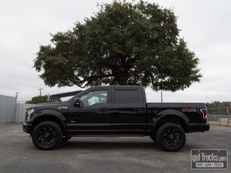 2016 Ford F150 Crew Cab XLT EcoBoost 4X4 | American Auto Brokers San Antonio, TX in San Antonio Texas