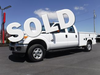 2016 Ford F250 Crew Cab 4x4 Diesel with New 8' Knapheide Utility Bed  in Lancaster, PA PA