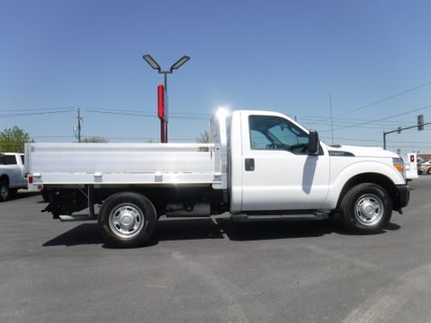 2016 Ford F250 8FT EBY Aluminum Flatbed 2wd in Ephrata, PA