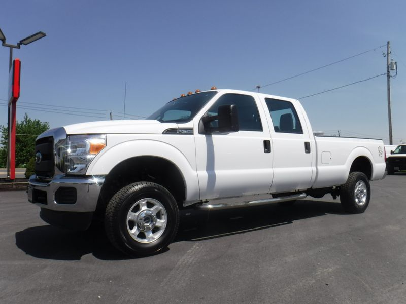 2016 Ford F250 Crew Cab Long Bed XL 4x4 in Ephrata PA