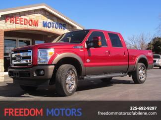 2016 Ford F250SD King Ranch in Abilene,Tx Texas
