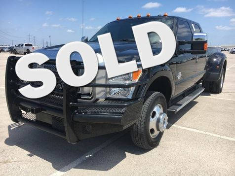 2016 Ford F350SD Platinum in Dallas