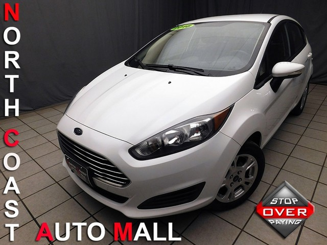 Used 2016 Ford Fiesta, $9993