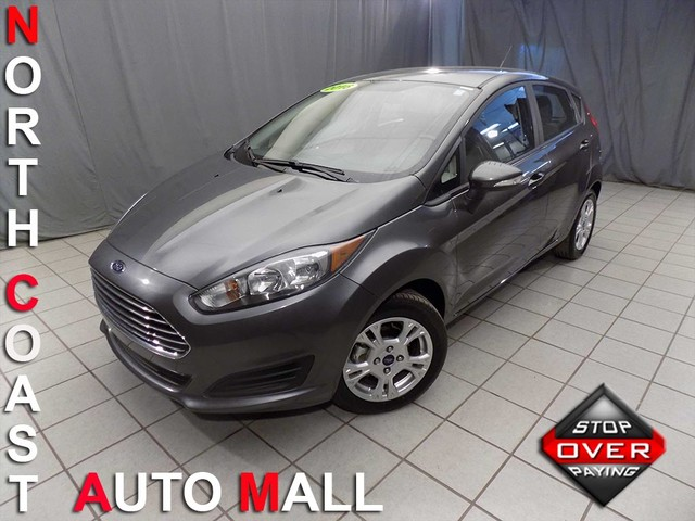 Used 2016 Ford Fiesta, $10273
