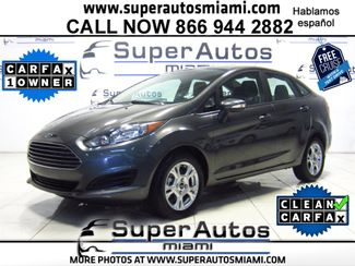 2016 Ford Fiesta SE Doral (Miami Area), Florida