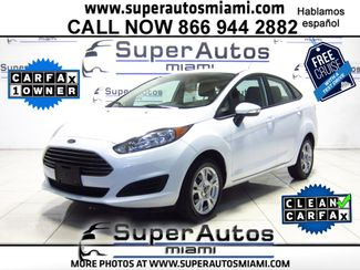 2016 Ford Fiesta SE Doral (Miami Area), Florida