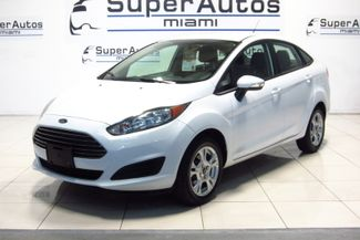 2016 Ford Fiesta SE Doral (Miami Area), Florida 1