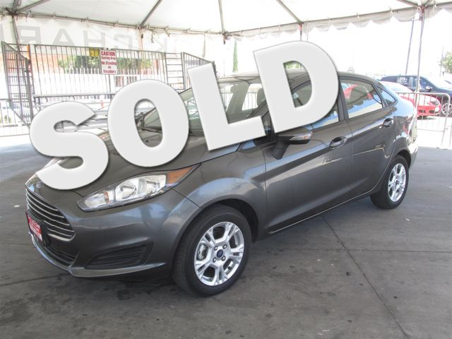 2016 Ford Fiesta SE This particular vehicle has a SALVAGE title Please call or email to check ava
