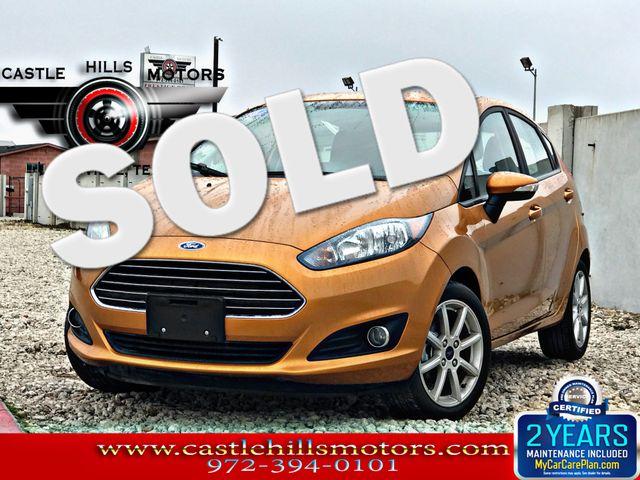 2016 Ford Fiesta SE | Lewisville, Texas | Castle Hills Motors in Lewisville Texas