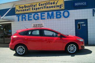 2016 Ford Focus HB SE Bentleyville, Pennsylvania 8