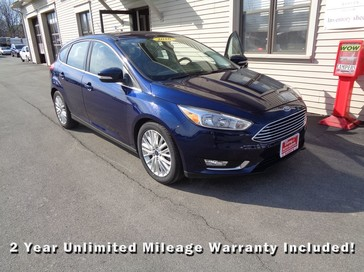 2016 Ford Focus Titanium in Brockport
