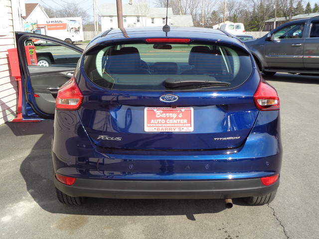 2016 Ford Focus Titanium  city NY  Barrys Auto Center  in Brockport, NY