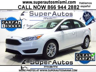 2016 Ford Focus SE Doral (Miami Area), Florida