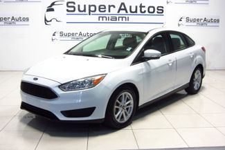 2016 Ford Focus SE Doral (Miami Area), Florida 1
