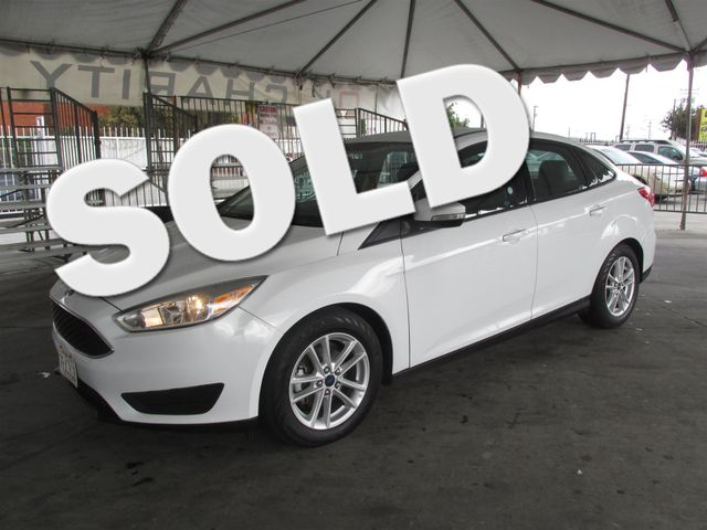 2016 Ford Focus SE This particular vehicle has a SALVAGE title Please call or email to check avai