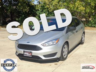 2016 Ford Focus S in Garland