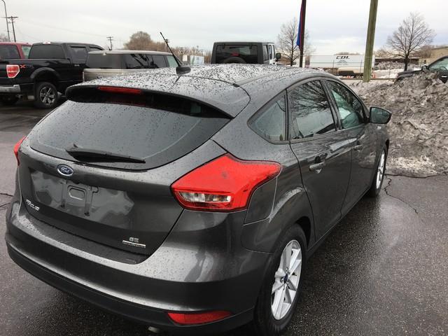 2016 Ford Focus SE Ogden, Utah 4