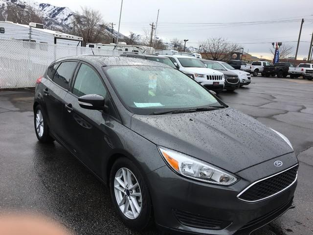 2016 Ford Focus SE Ogden, Utah 6