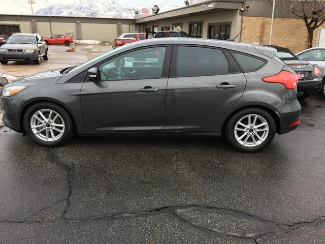 2016 Ford Focus SE Ogden, Utah 0