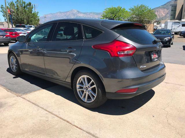 2016 Ford Focus SE Ogden, Utah 2