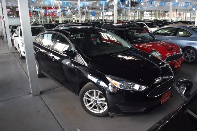 2016 Ford Focus SE Richmond Hill, New York 1