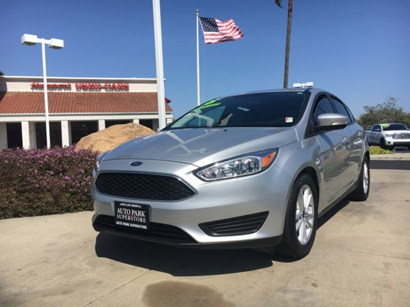 2016 Ford Focus SE   San Luis Obispo, CA   Auto Park Sales & Service in San Luis Obispo CA