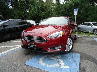 2016 Ford Focus Titanium SEFFNER, Florida 6