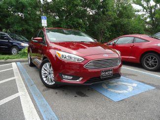 2016 Ford Focus Titanium SEFFNER, Florida 8