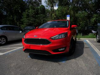 2016 Ford Focus SE HATCHBACK. LEATHER. WHEELS SEFFNER, Florida 5