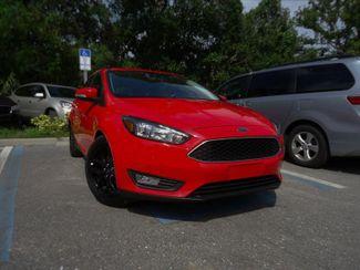 2016 Ford Focus SE HATCHBACK. LEATHER. WHEELS SEFFNER, Florida 7