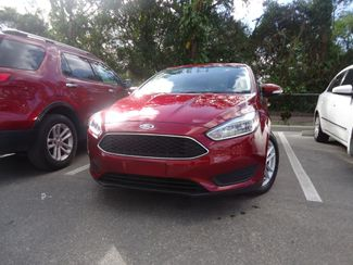 2016 Ford Focus SE SEFFNER, Florida 1